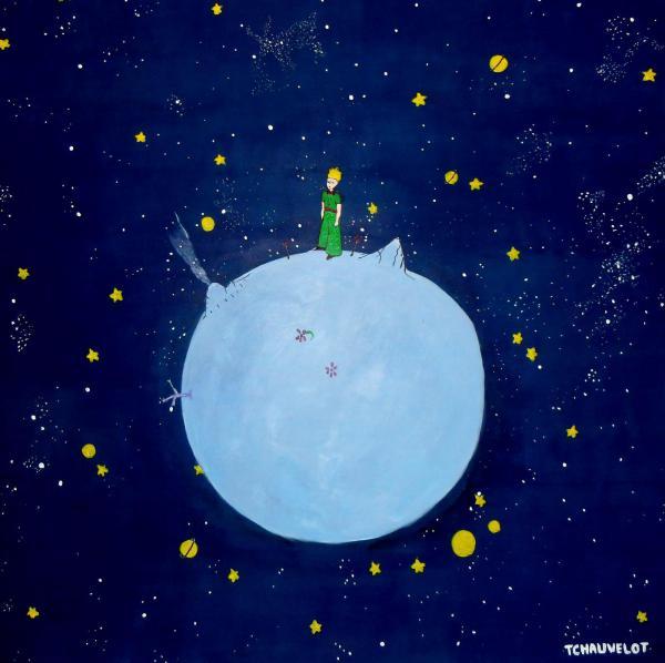 The Little Prince por maximuslevrai